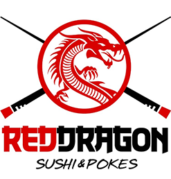 Logo Red Dragon Sushi Utrecht